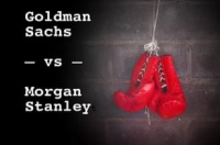 Bank Morgan Stanley bypassed by Goldman Sachs profits