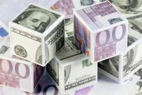 EURUSD: price approaching the neckline