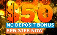 FOREX - WELCOME BONUS 50 USD