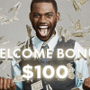 Welcome Bonus 100 USD