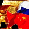 Russia and China are increasing their gold reserves